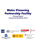 Water Financing Partnership Facility: Annual Report 2012